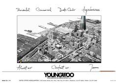 www.iyoungwoo.com Desarrollo de website y dirección de arte de video para importante desarrollador de EEUU. Realizado en Remolino, Mayo 2008