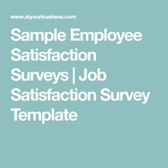 Customer Satisfaction Survey Is Supportive To Get Whether Our