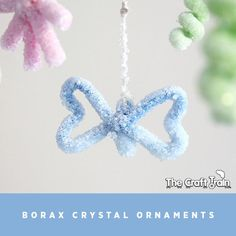 Borax is definitelynot safe to use around kids who are likely to try tasting or putting it in their mouth.