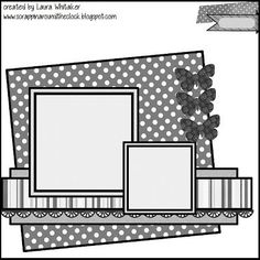 Kit Club Sketch Challenge | ScrapMuch? | Bloglovin'
