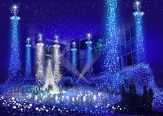 【まとめ】冬の注目イルミネーション特集2015 - 東京都内から横浜、関西、北陸まで | ニュース - ファッションプレス