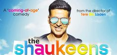 Poster Of Bollywood Movie The Shaukeens (2014) 300MB Compressed Small Size Pc Movie Free Download downloadhub.net
