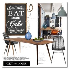 """""""Get the Look"""" by cruzeirodotejo ❤ liked on Polyvore featuring interior, interiors, interior design, home, home decor, interior decorating, Kubikoff, Pier 1 Imports, Bloomingville and Home"""