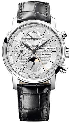 MOA08870 Baume & Mercier Classima Executives XL Chronograph and Complete Calendar