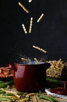 Pasta al agua by Raquel Carmona