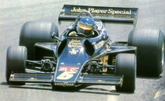 Ronnie ! LOTUS 77 Brazil 1976