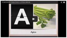 PROGRAMA DE CONCIENCIA FONOLÓGICA Y ADQUISICIÓN DE VOCABULARIO. FONEMA A - AULA PT