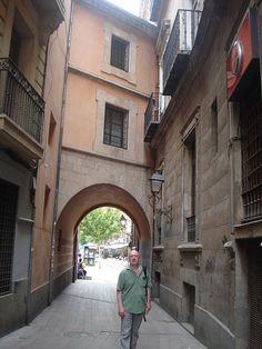 Murcia, arco de Sto. Domingo
