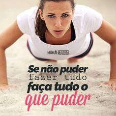 Life Motivation, Fitness Motivation, Mundo Fitness, Portuguese Quotes, Muscle Girls, Fitness Quotes, Herbalife, Sport, Zumba
