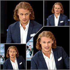 I love Sam's hair here.