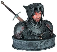 Dark Horse Deluxe Game of Thrones: The Hound Limited Edition Bust