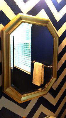 A Decorated Room Main Bathroom Powder Room