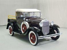 1930 FORD MODEL A PICKUP #classiccar #CTins