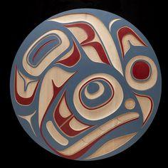 Killerwhale Panel Kyran Yeomans Haida Nation