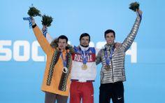 Skeleton - Men's Individual - Medallists