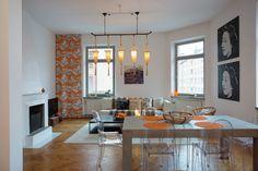 *Дизайн и декор* - Квартира 80 кв.м.