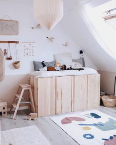 mommo design: 10 sätt att använda IKEA IVAR i barnens rum - home/mobel Ivar Ikea Hack, Ikea Hack Kids, Ikea Kids Room, Closet Walk-in, Baby Room Diy, Diy Baby, Affordable Furniture, Diy Room Decor, Home Decor