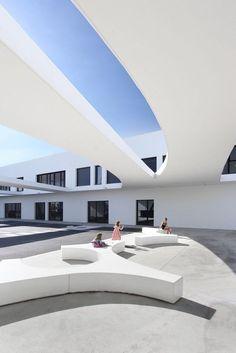 Gallery of School Complex Les Perséides / Atelier REC architecture - 1: