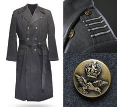 Official Captain Jack Harkness Replica Coat Now Shipping