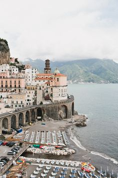 Atrani, Amalfi Coast / Italy