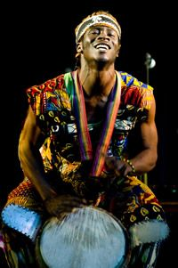 Rhythm of Life African Drumming | Drum and Dance Study Tour to Guinea, West Africa