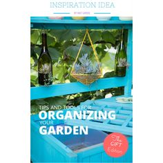 PDF Garden Organization Ideas: How To Keep Your Potting Area Tidy, Instant Download Book