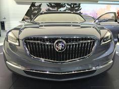 2016 Buick Lacrosse Facelift