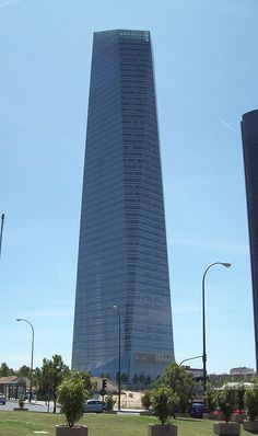 Torre de Cristal - Torres de Madrid