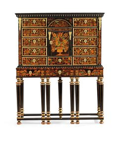 European Furniture, French Furniture, Stage Set, Louis Xiv, Small Drawers, Cabinet Makers, Museum Of Fine Arts, Horns, Craftsman