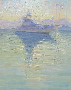 "For your viewing pleasure (and for inspiration), check out the winners of the recent Laguna Plein Air Painters Association 12th Annual ""Less is More"" small works show."