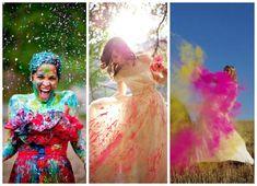 Avis aux fashionistas. Ce qui va suivre pourrait bien vous briser le coeur. Partant du principe qu'une robe de mariée ne doit servir qu'une fois...