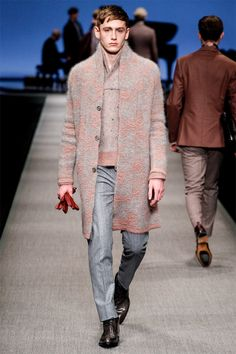 Canali Fall/Winter 2014/ Collection, Fall/Winter, Milan