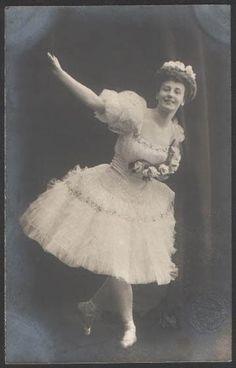Lydia Kyasht   1885 - 1959   Mariinsky Ballet