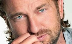 Gerard Butler - Blake Little photo shoot...** sigh**