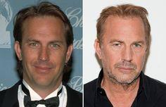 Acteurs uit de jaren '90: toen en nu Kevin Costner