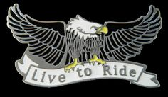 LIVE TO RIDE BALD FLYING EAGLE NEW COOL BELT BUCKLE BELTS BUCKLES  #eagle #eagles #eaglebuckle #eaglebeltbuckle #flyingeagle #baldeagle #americaneagle #beltbuckles #coolbuckles #buckle