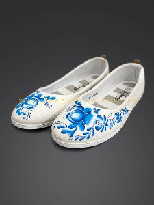 Shoes. Russian style