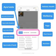 Copy and paste Ayurveda Instagram hashtags for ayurvedic practitioners, pitta, kapha, vata, yoga, ayurvedic foods, holistic health and more, all with Preview App! These are all the best Ayurveda Instagram hashtags you use to be seen and grow your account. #instagramtips #instagramstrategy #instagrammarketing #socialmedia #socialmediatips Instagram Marketing Tips, Instagram Tips, Ayurveda Vata, Ayurvedic Practitioner, Pitta, Management Tips, Nutrition Tips, Social Media Tips, Plant Based Recipes