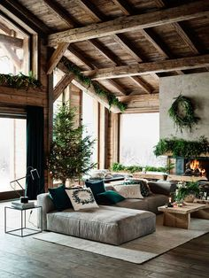 Home Interior Design .Home Interior Design Style At Home, Hm Home, Home And Deco, Rustic Interiors, Home Fashion, Home Interior Design, Interior Design Farmhouse, Contemporary Interior, Room Interior