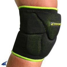 Champro Pro-Plus Low Profile Volleyball Knee Pad Volleyball Knee Pads, Volleyball Gear, Volleyball Accessories, Team Uniforms, Profile, Large Black, Sports, Blue, Fashion