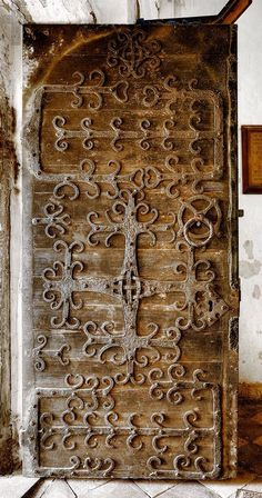"architecturia: "" Door of St Mary, Had amazing architecture design """
