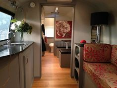 781 Best Airstream Interiors Images On Pinterest In 2018