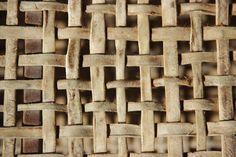 Detalle mobiliario en madera y tiento - El Manantial del Silencio - Purmamarca - Jujuy - Argentina
