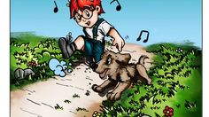 """Booktrailer del cuento infantil """"Los Descubrimientos de Filipo"""" creado por Helga Salat"""