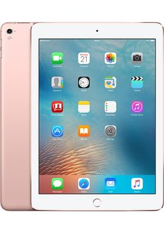 APPLE - Ipad Pro 9.7 Wi-Fi Cell 256GB Rose Gold | Selfridges.com