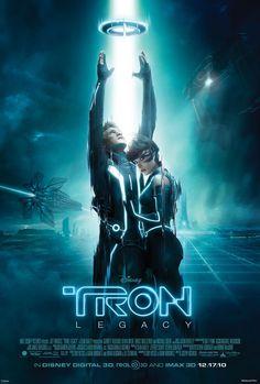 Tron: Legacy - my favourite movie.