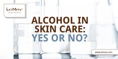 Alcohol is used virtually everywhere – in creams, lotions, serums, toners, cleansers, even facial oils. But does your skin like that fact?