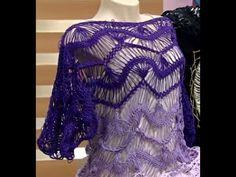 Blusa degradê em crochê de grampo ( Linda)  by Helen Mareth