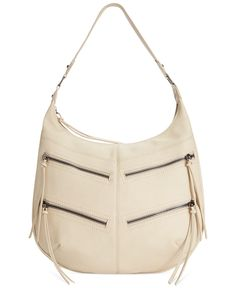Steve Madden Bjumper Zipper Hobo - Handbags & Accessories - Macy's