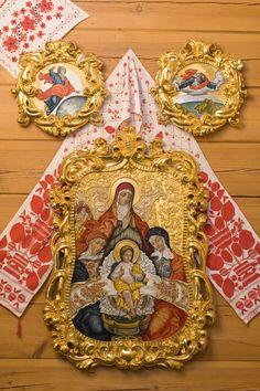 Образ Різдва Богородиці в нашій козацькій церкві